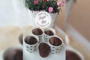 Bardakta Cupcake Tarifi
