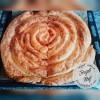 Patatesli Peynirli Kol Böreği